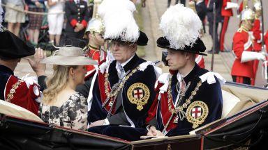 Принц Андрю се оттегля от кралските си задължения