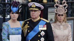 Британският принц Андрю оспорва иска за сексуално насилие, заведен срещу него в САЩ