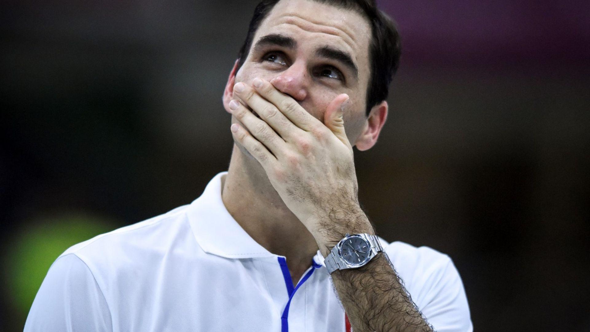 Федерер разкри душата си: За мечтите, успеха и трагедията, променила живота му