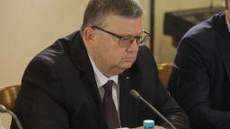 Цацаров уволнил шефката на кабинета на Бойко Рашков заради конфликт на интереси