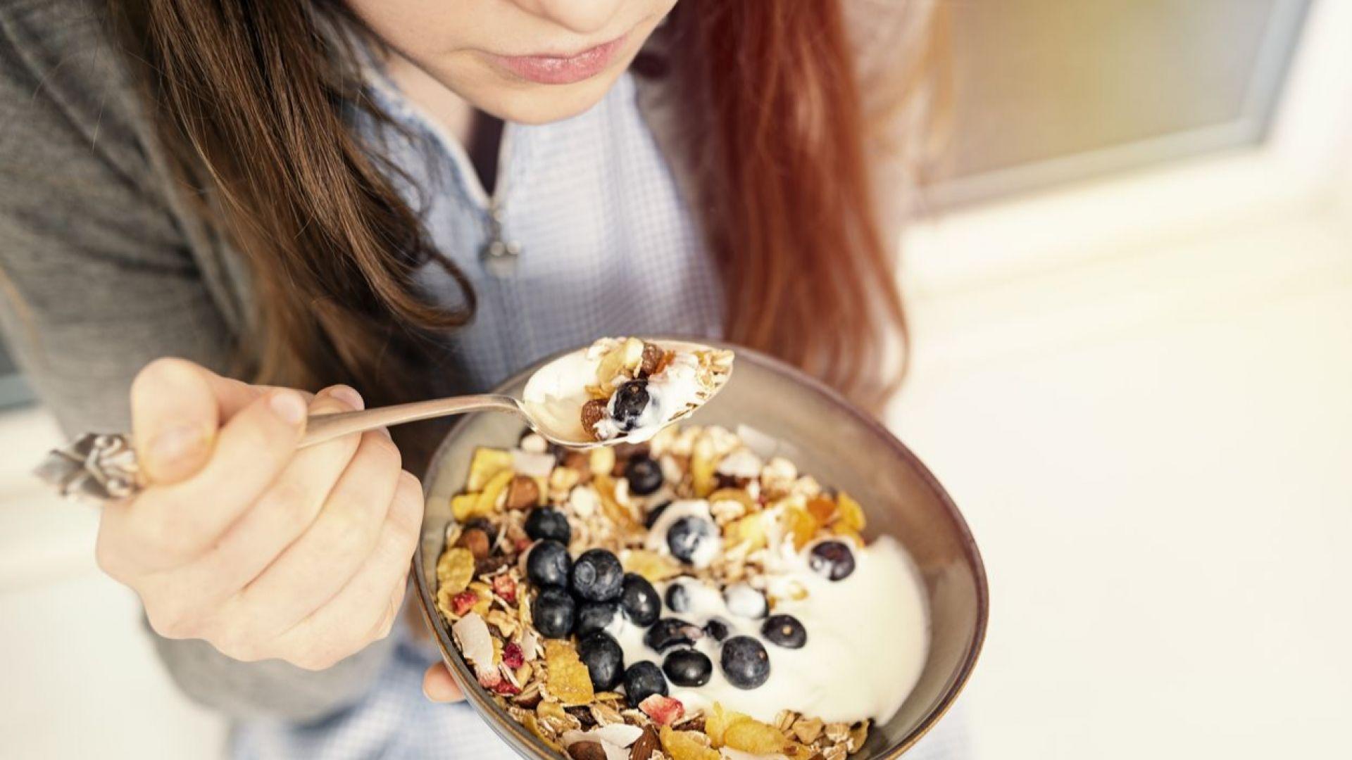 Закуската е важна за резултатите в училище