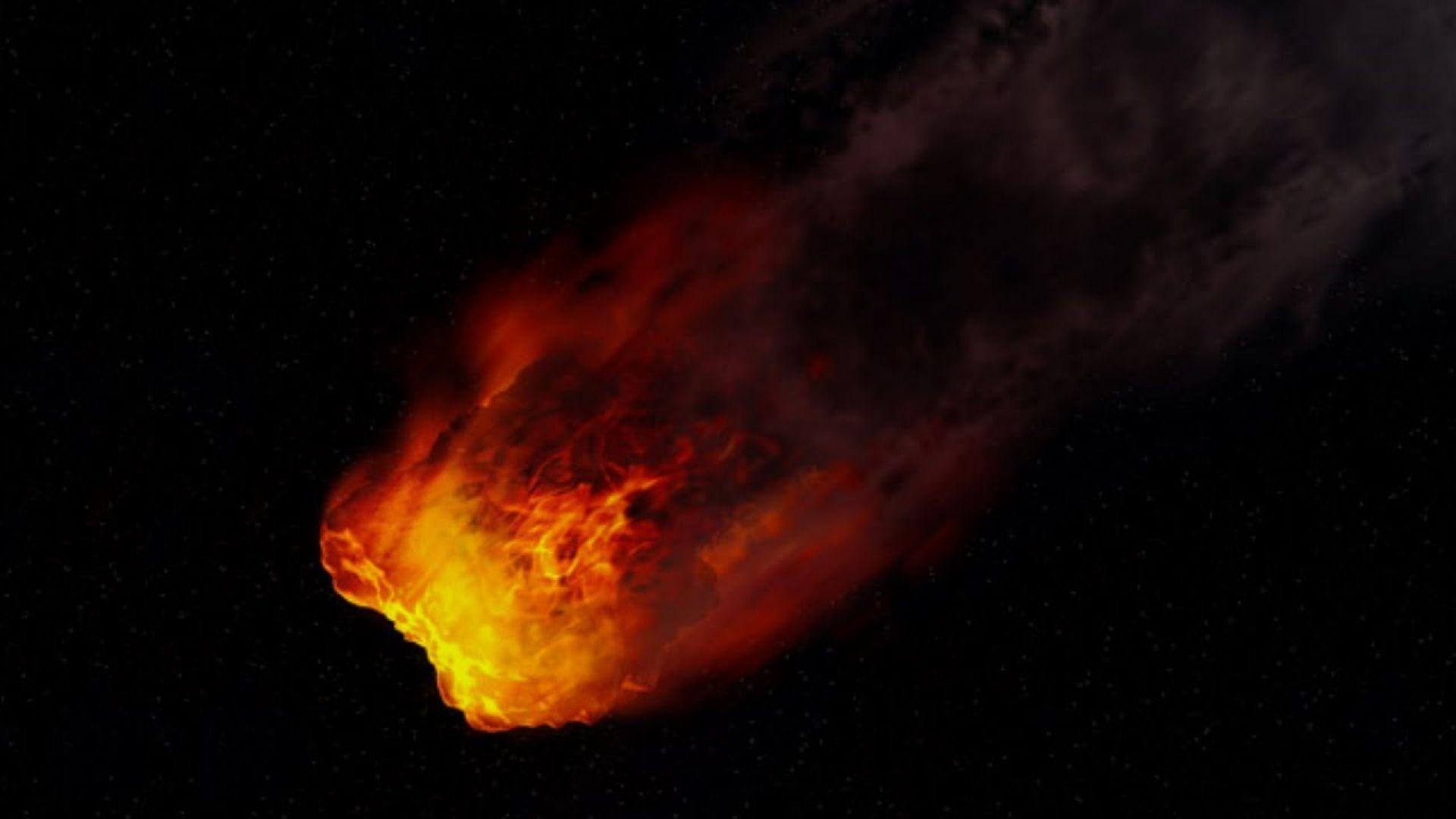 Голям астероид доближава опасно близо Земята