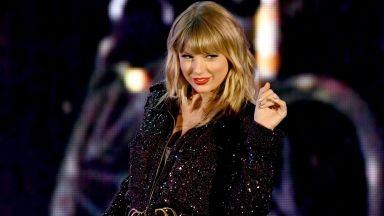 """Тейлър Суифт ще получи първата награда """"Жена на десетилетието"""" на Billboard"""