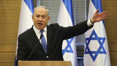 """""""Тъжен ден за Израел"""": Обвиниха Нетаняху в корупция, измама и злоупотреба с доверие"""