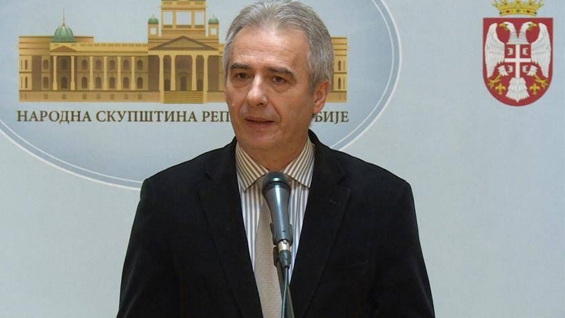 Председателят на сръбската парламентарна комисия за Косово Милован Дрецун заяви