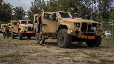 Литва купува 200 бронирани машини от САЩ