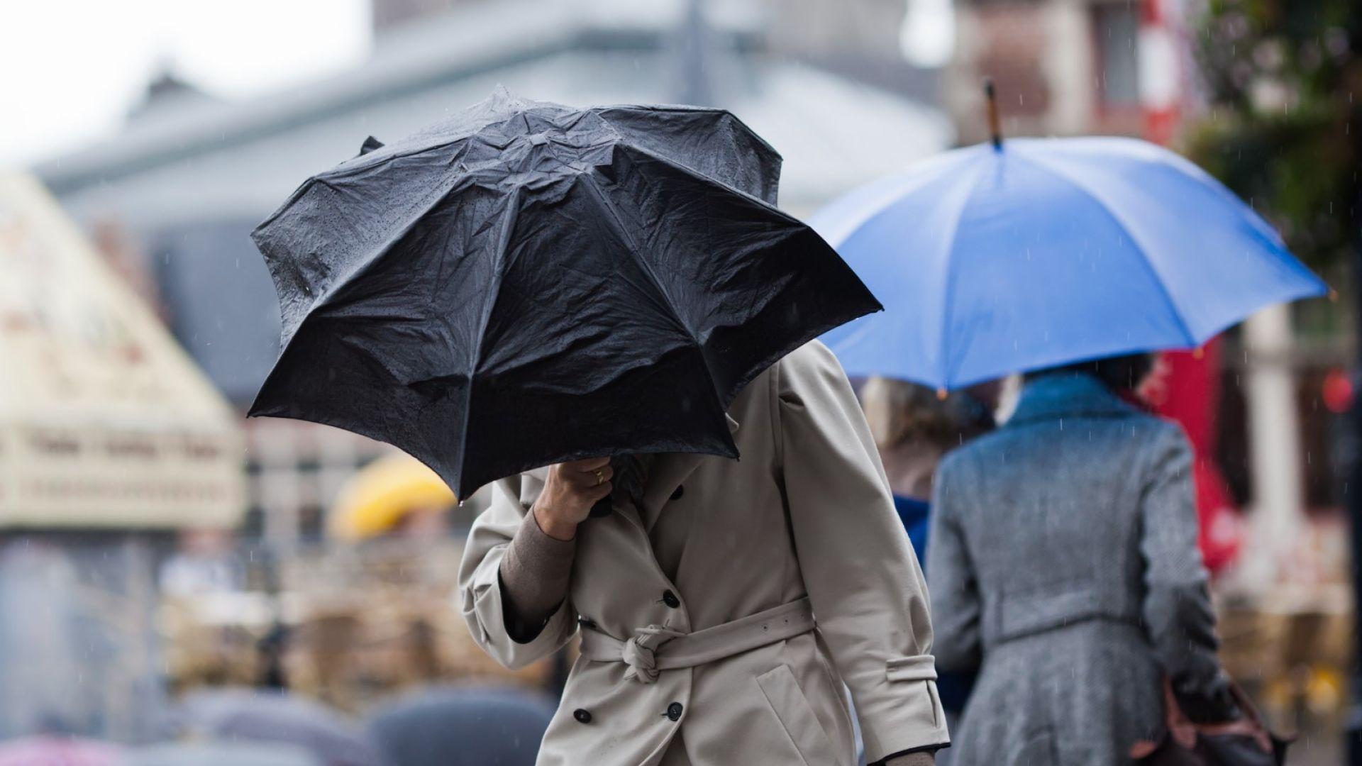 Облачно, с дъжд и сняг през седмицата, НИМХ предупреди за поледици