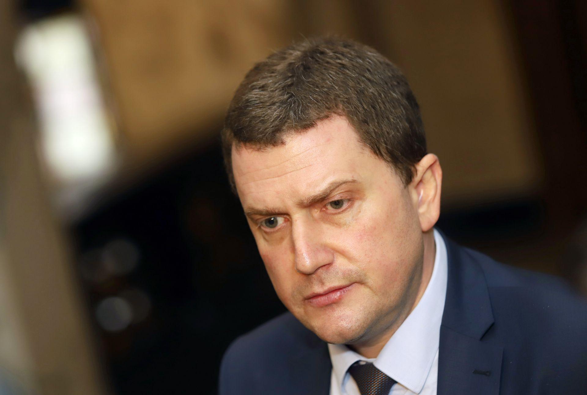 Владимиров получи уверение, че държавното обвинение започва спешна проверка в местното ВиК дружество.