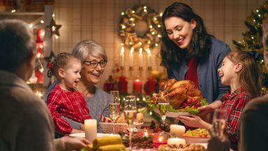 Традиционната коледна вечеря отмира
