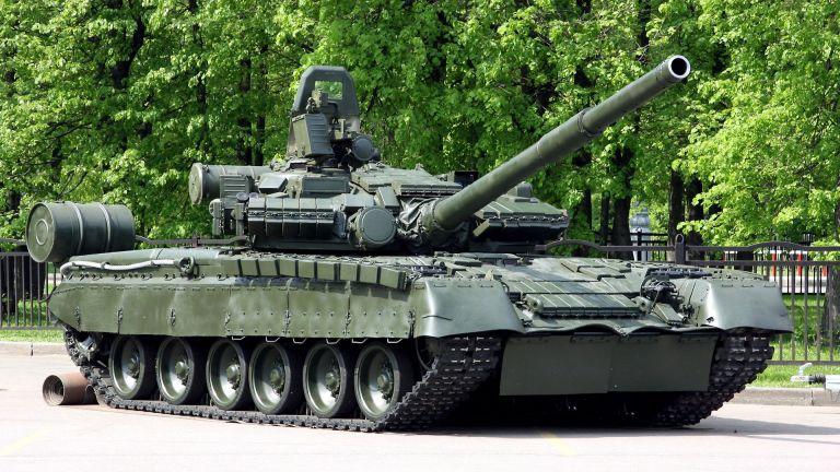 Модернизиран Т-80