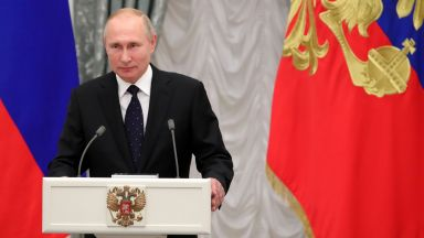 Путин: Дронове, лазерни и хиперзвукови системи ще влязат в новото руско въоръжение
