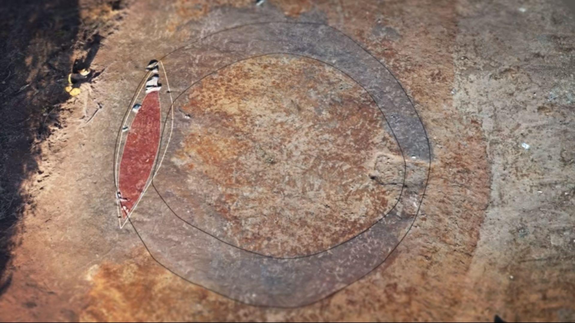 Учени откриха в Норвегия заровен в земята кораб от викингската епоха