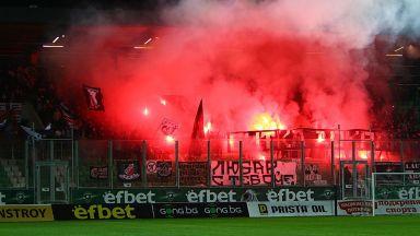 Феновете на Локо с обосновано мнение: Защо футболът може да се върне с публика