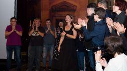 """Ирини Жамбонас грабна поредна награда за най-добра актриса за ролята си във """"В кръг"""""""