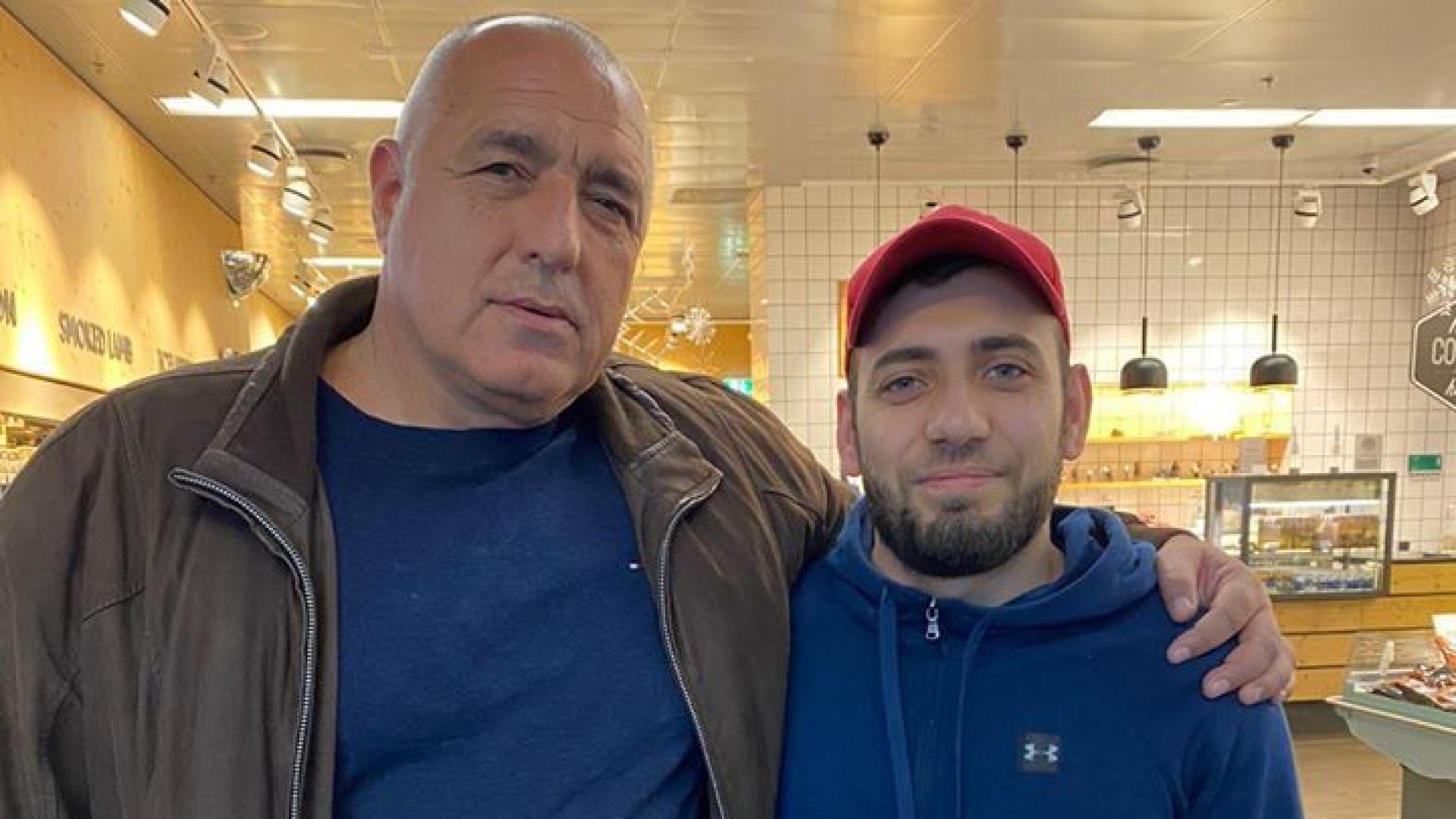 Борисов се похвали с интересна среща по пътя към САЩ