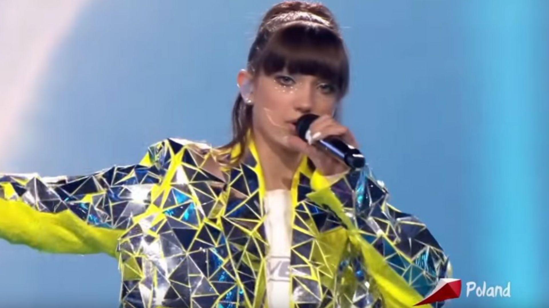 "12-годишна полякиня спечели ""Детската Евровизия"""