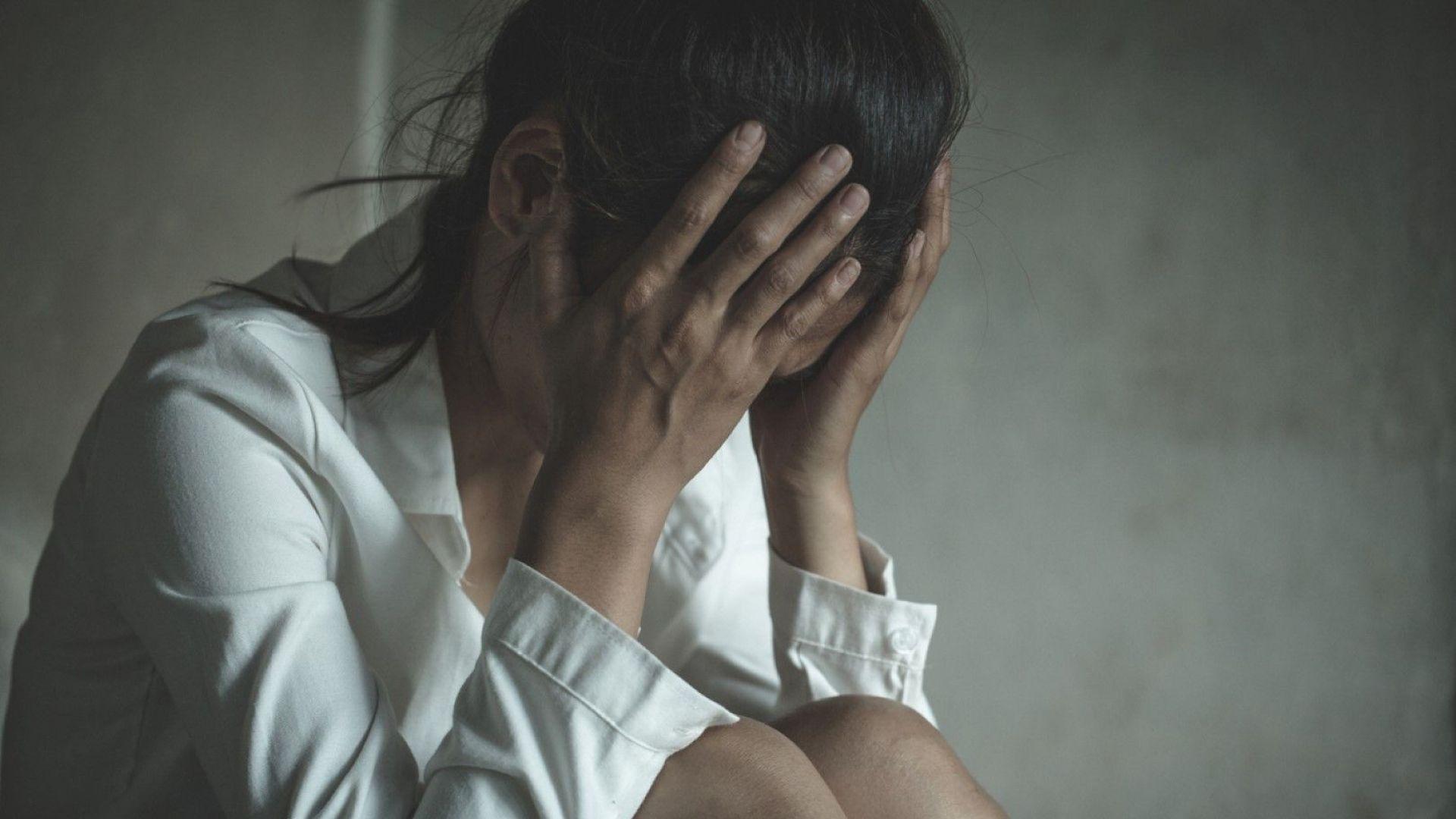 Две жени на месец губят живота си от насилие в България