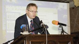 Откриват паметна плоча на проф. Александър Федотов в СУ