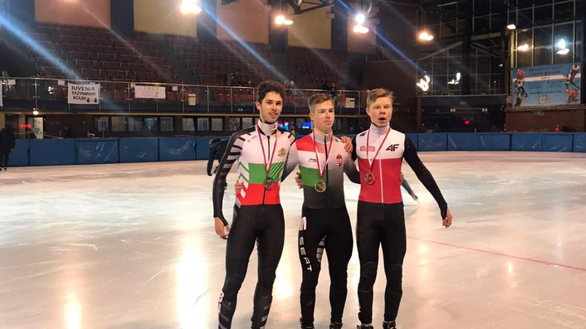 Любомир Калчев спечели сребро в Полша
