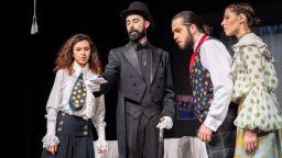 Пловдивският драматичен театър - с премиера по Набоков