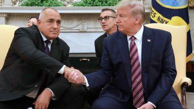 Това решиха Борисов и Тръмп: Ето го официалния документ от срещата на върха