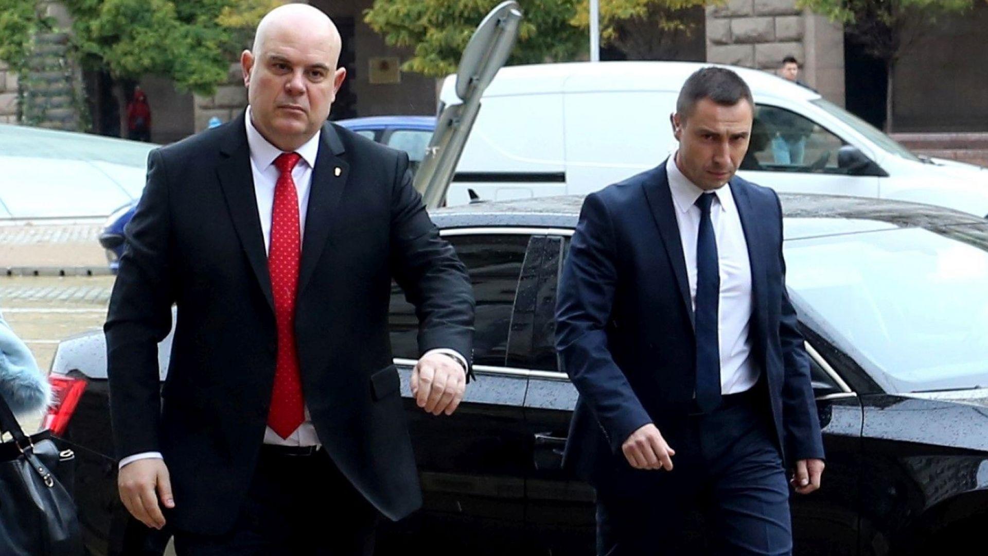 Иван Гешев: Ще развенчая мита, че главният прокурор е безконтролна личност