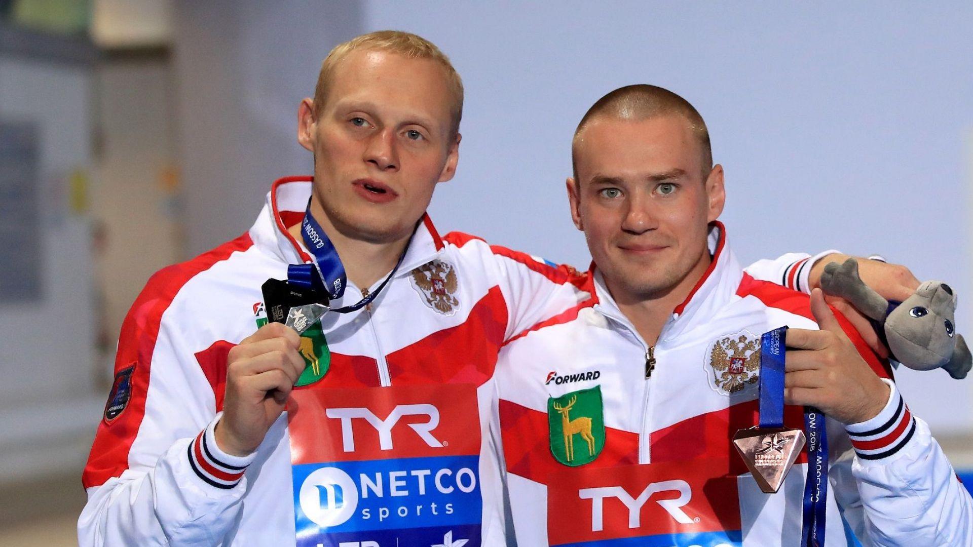 28-годишен олимпийски шампион от Русия прекратява кариерата си след наказание