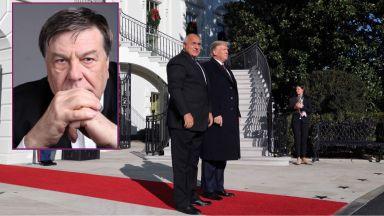 Проф. Здравко Попов след срещата Борисов-Тръмп: Бих разграничил интересите на САЩ и НАТО в нашия регион