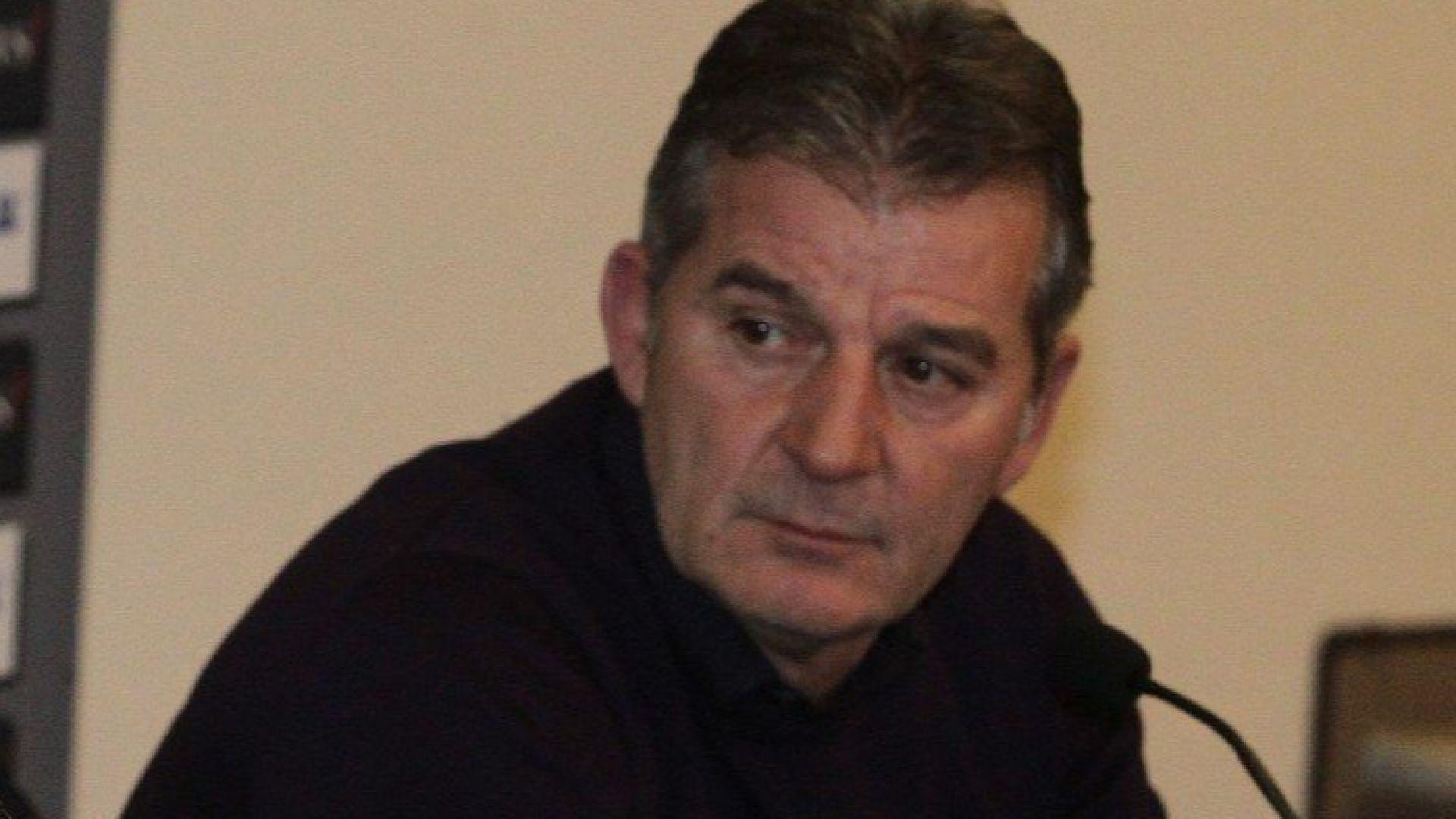 Емо Костадинов за жребия: Представянето ни зависи от футболистите и треньора