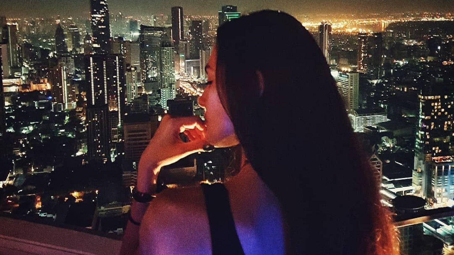 Лорина Камбурова на върха на Тайланд