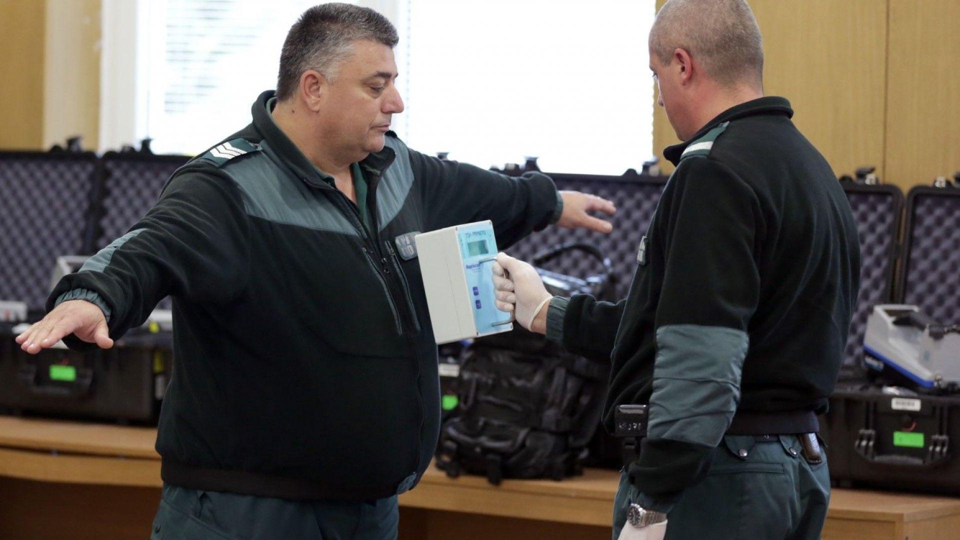 С американско оборудване България осуетява контрабанда на ядрени материали