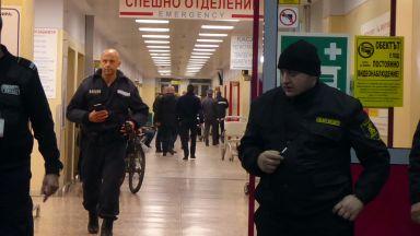 """Подозират човешка грешка за взрива в """"Пирогов"""""""