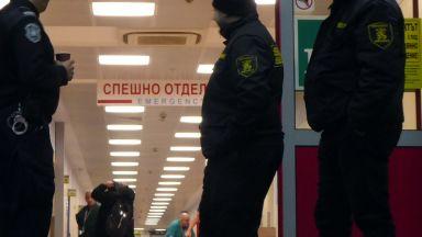 """Пожар избухна в """"Пирогов"""", двама пациенти загинаха"""