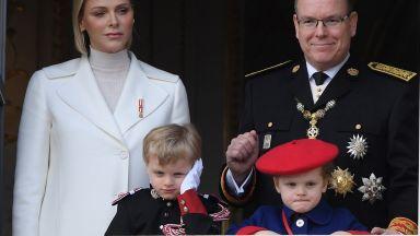Монакската принцеса Шарлийн разкри подробности за живота на близнаците Жак и Габриела