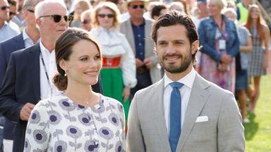Шведският принц Карл Филип и съпругата му са заразени с коронавирус