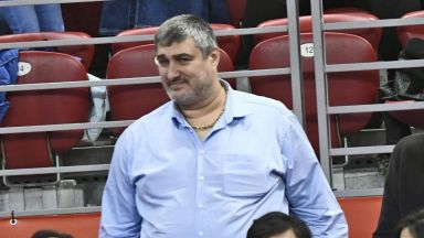 Любо Ганев няма да има конкуренция за поста на Лазаров