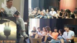 На какво научи последния си клас Стефан Данаилов? Актьорите говорят пред Dir.bg