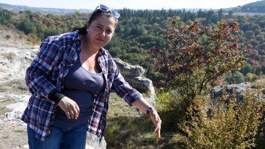 Тайни проходи и каменни резервоари обвиват в мистика Петрич кале (снимки и видео)