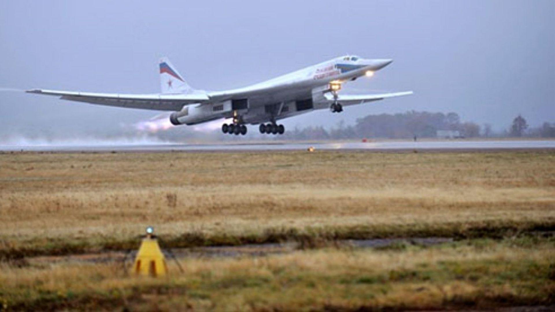Русия започва изпитания на първия модернизиран стратегически бомбардировач Ту-160М
