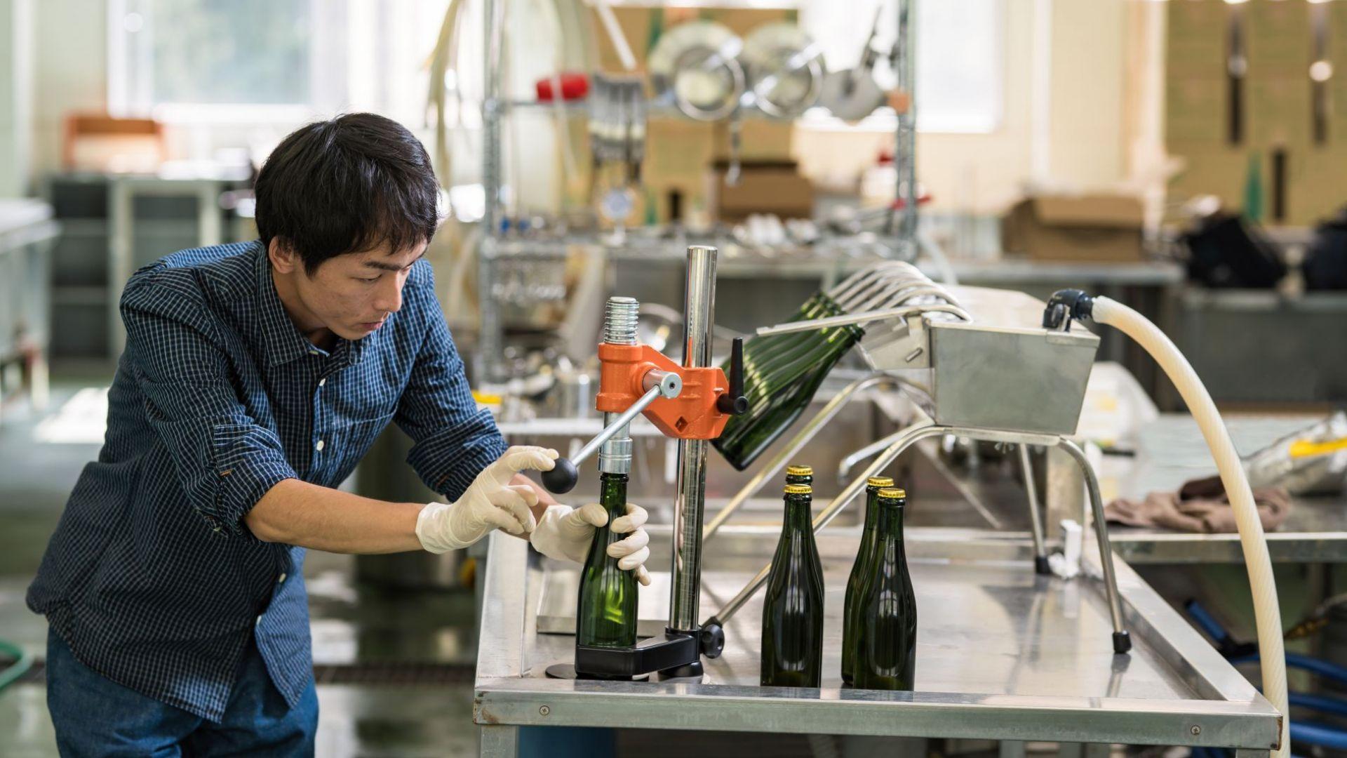 Япония отчете нулев износ на бира за Южна Корея