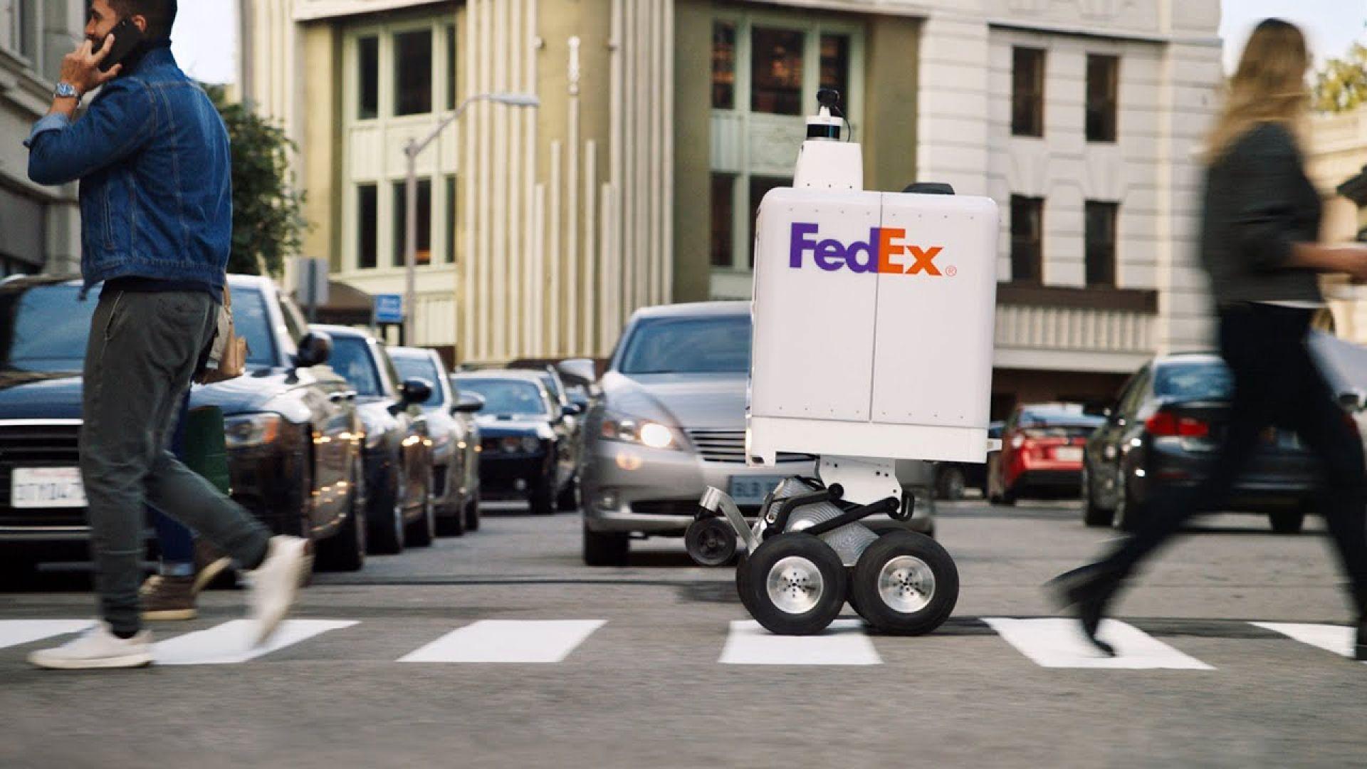 FedEx пусна роботи - куриери в Ню Йорк и властите планират да ги конфискуват