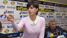 Рожденичката Катя Дафовска пред Dir.bg: Надеждите са основно за Световното първенство