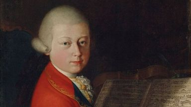 Портрет на 13-годишния Моцарт беше продаден за 4 милиона евро