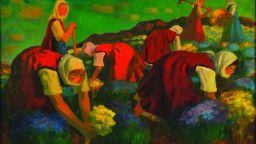 Художникът Александър Петров за пръв път от 80-те години влиза в частна галерия