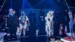 Космическо Star Wars приключение в Kaufland