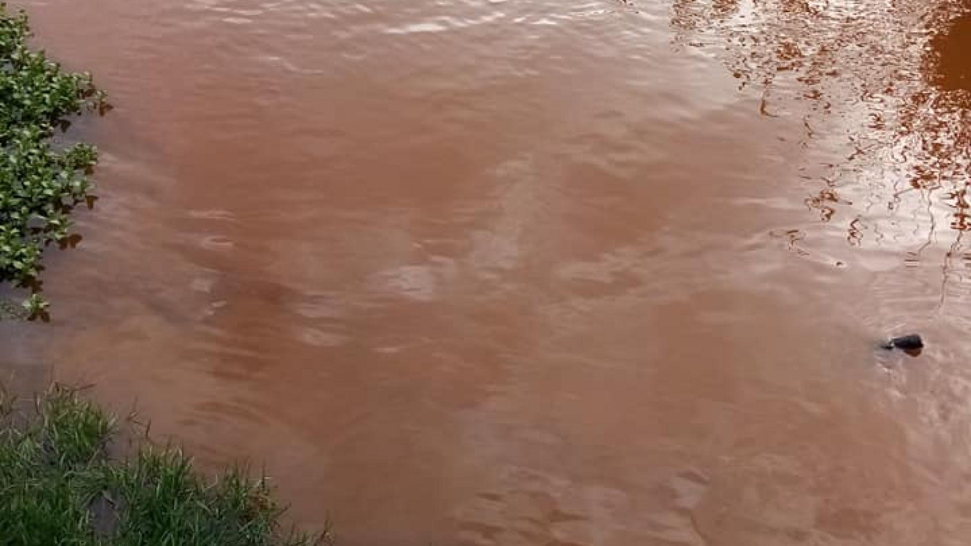 Вече е локализиран източникът на днешното замърсяване на река Струма,