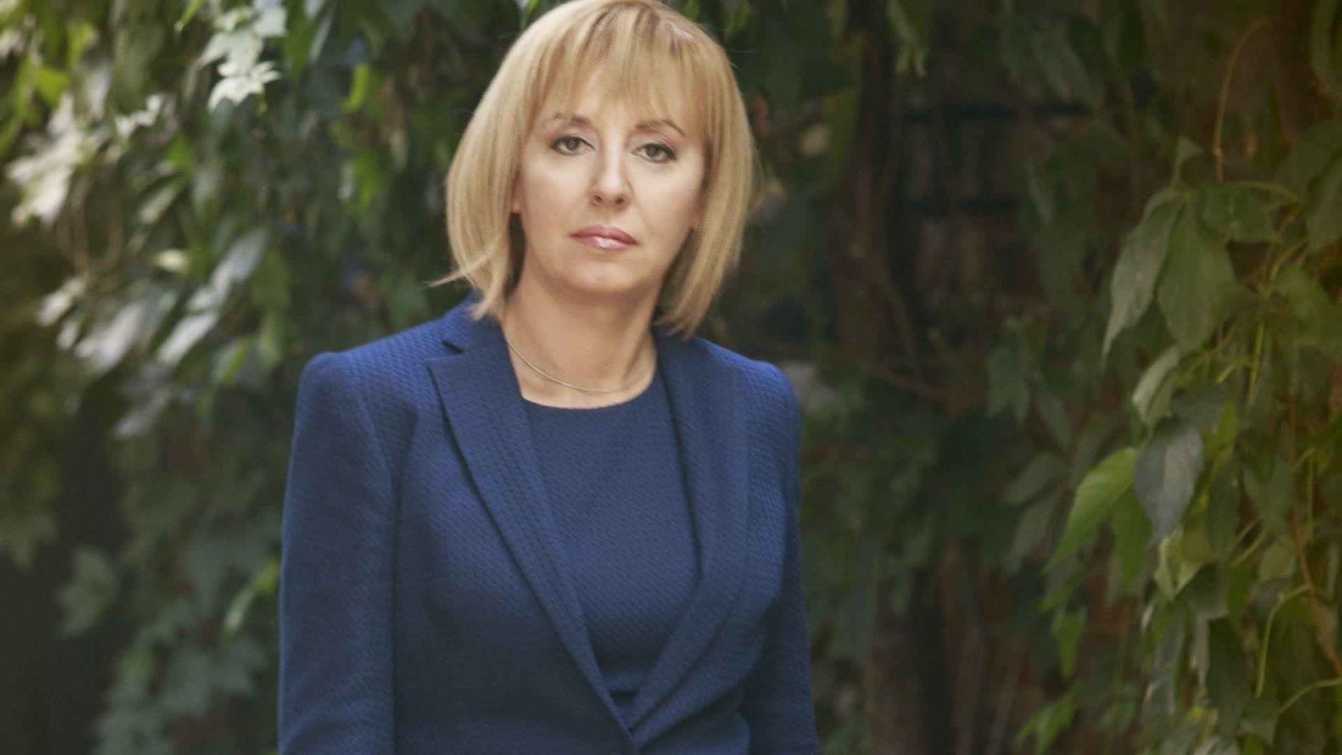 Мая Манолова иска външен одит на водния сектор и КСНС заради кризата