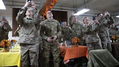 САЩ изтеглят 4000 войници от Афганистан