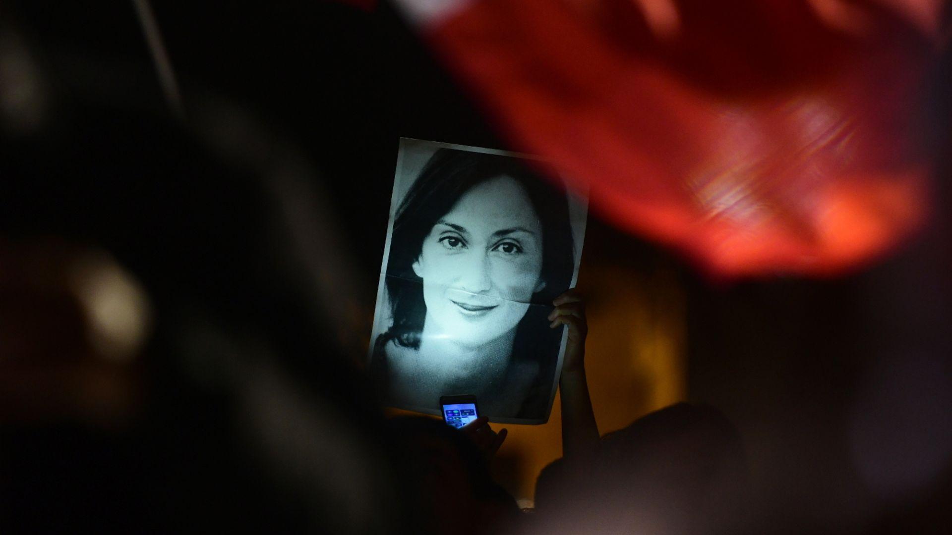 Малта отказа имунитет на арестувания бизнесмен за убийството на Дафне Галияция