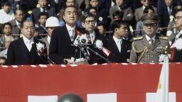 На 101 години почина бившият японски премиер Ясухиро Накасоне